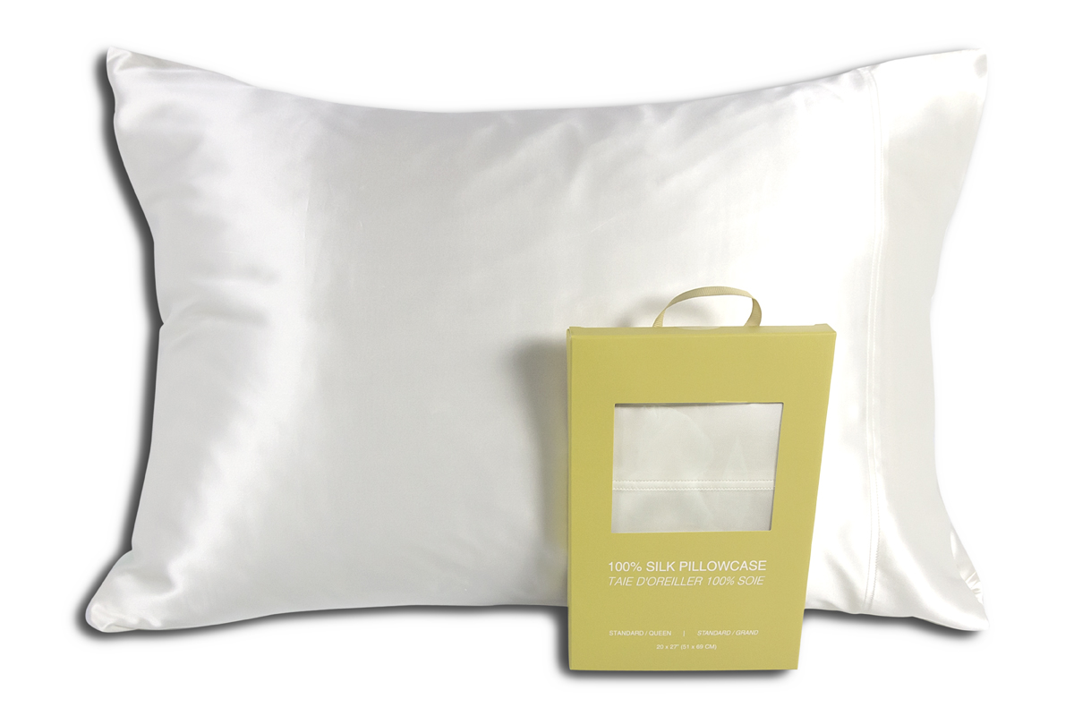 Fairmile Silk Pillow case