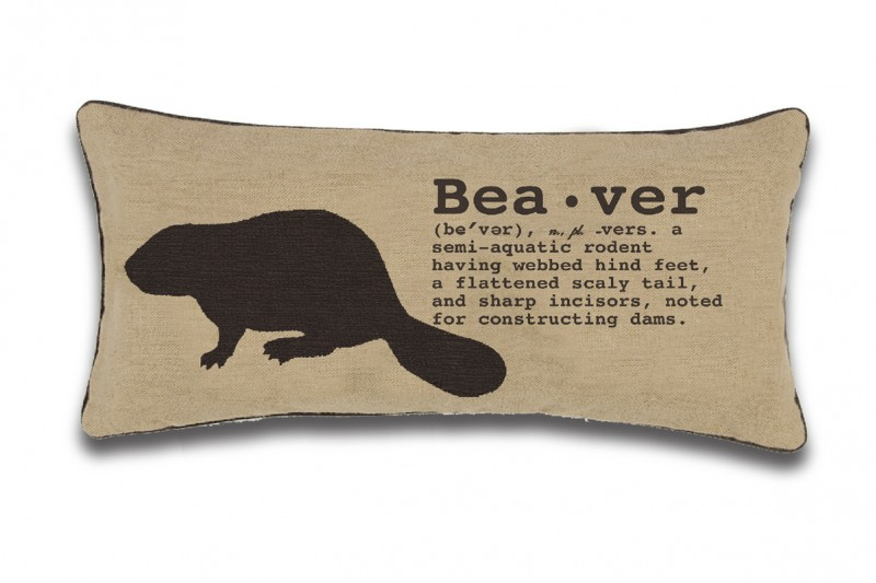 "Lodge Jute - ""Beaver"""