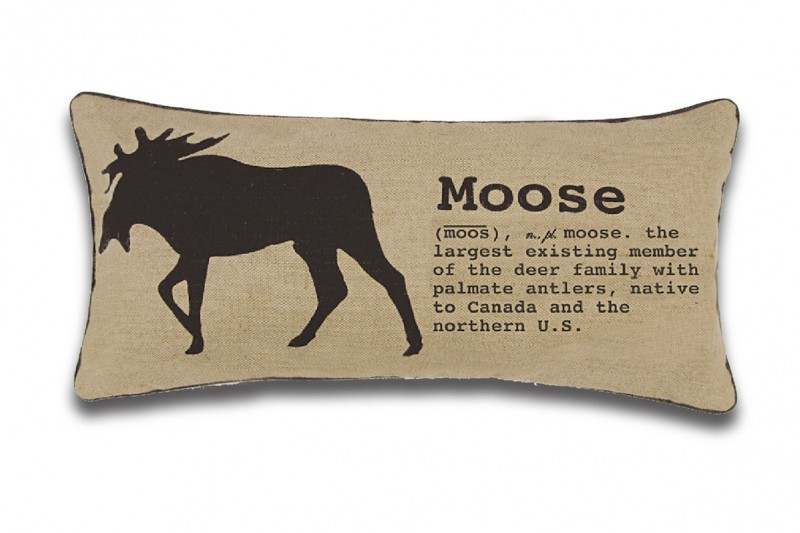 "Lodge Jute - ""Moose"""