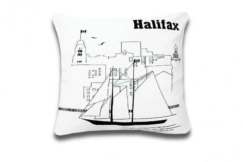 Postcard - Halifax