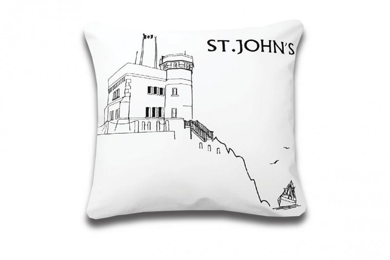 Postcard - St. John's