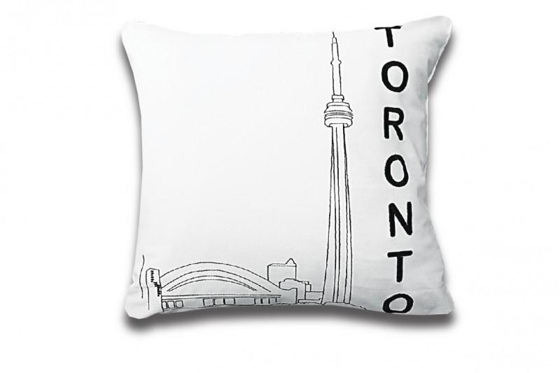 Postcard - Toronto
